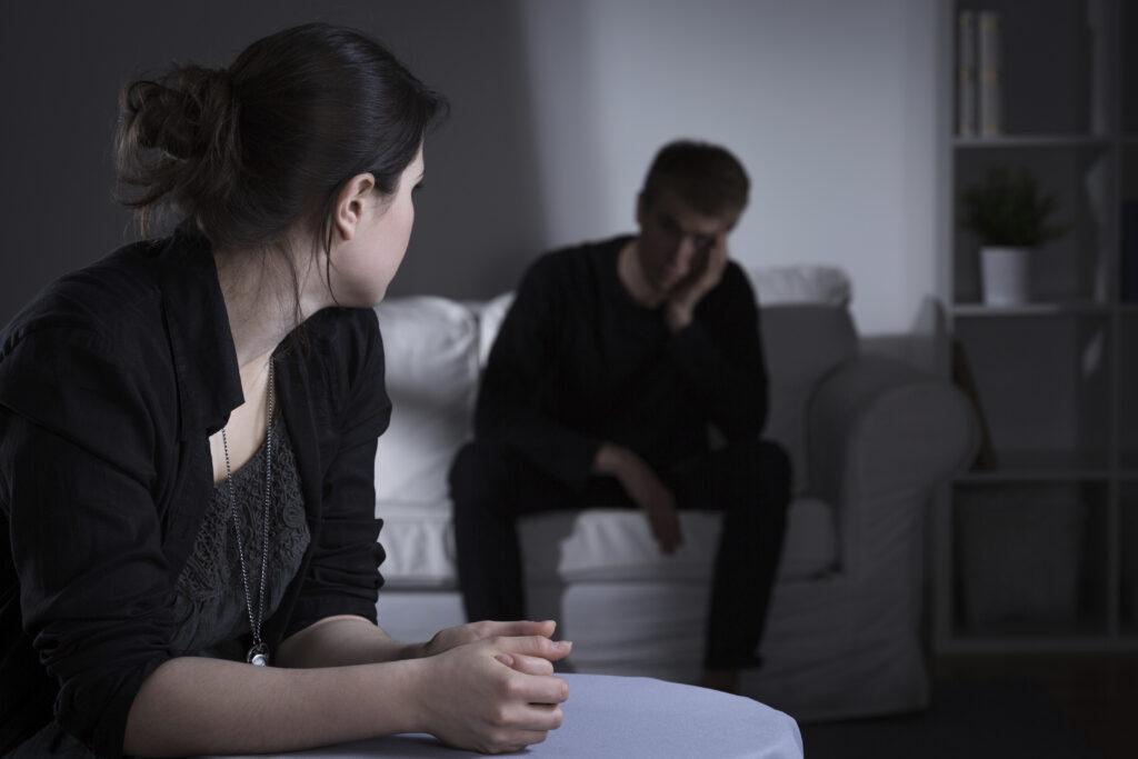 あなたは精神病の人と離婚できますか?