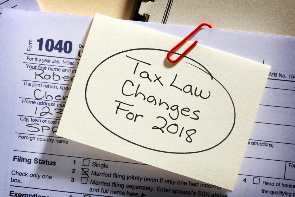 The Tax Cuts And Jobs Act Of 2017 What Do You Need To Know About